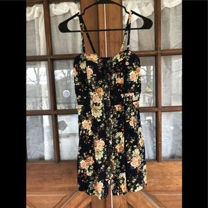 Button up Poetry dress   short